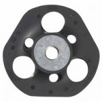 Coated Disc Abrasive Parts & Accessories