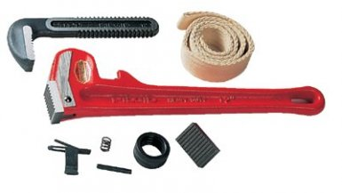 Pipe Wrench Parts & Accessories