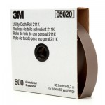 3M 7010308048 Abrasive 211K Utility Cloth Rolls