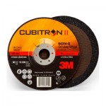 3M 7100094061 Abrasive Cubitron II Depressed Center Grinding Wheels