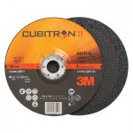 Abrasive Cubitron II Depressed Center Grinding Wheel