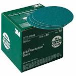 3M 51131015487 Abrasive Green Corps Stikit Production Discs