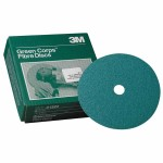 3M 60650039849 Abrasive Green Corps Fibre Discs