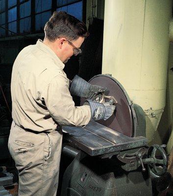 3M 051144-21497 Abrasive PSA Discs 248D