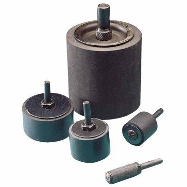 3M 051144-45145 Abrasive Rubber Cushion Polishing Wheels