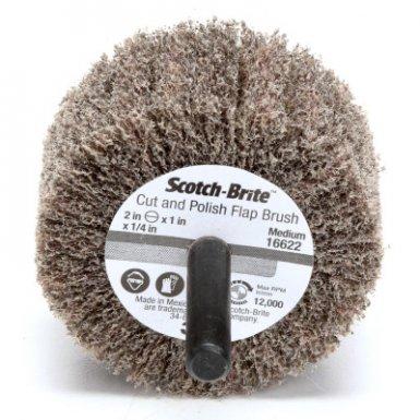 3M 7000121151 Abrasive Scotch-Brite Flap Brushes