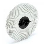 3M 7100138296 Abrasive Scotch-Brite Radial Bristle Discs