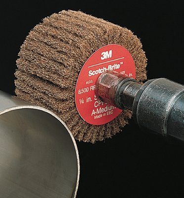 3M 48011059747 Abrasive Scotch-Brite Flap Brush CPFB-S