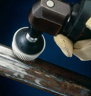 3M 48011187341 Abrasive Scotch-Brite Roloc Bristle Discs