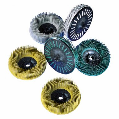 3M 48011-24242 Abrasive Scotch-Brite Bristle Discs