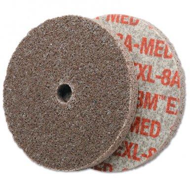 3M 048011-14752 Abrasive Scotch-Brite EXL Unitized Deburring Wheels