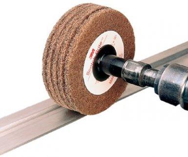 3M 48011147796 Abrasive Scotch-Brite Buffing Discs