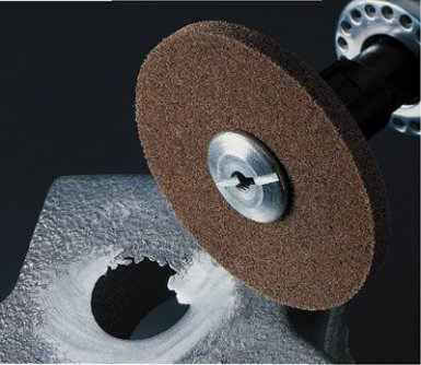3M 48011171913 Abrasive Scotch-Brite Roloc TR EXL Unitized Wheels