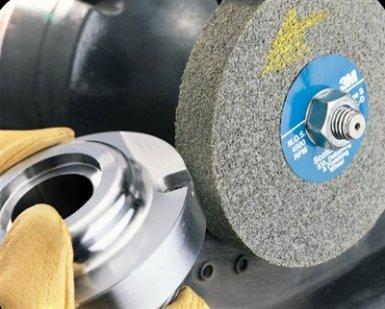 3M 048011-17459 Abrasive Scotch-Brite EXL Deburring Wheels