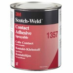 3M 21200198922 Abrasive Scotch-Weld Neoprene High Performance Contact Adhesive 1357