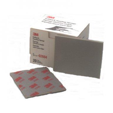 3M 7000000592 Abrasive Softback Sanding Sponges