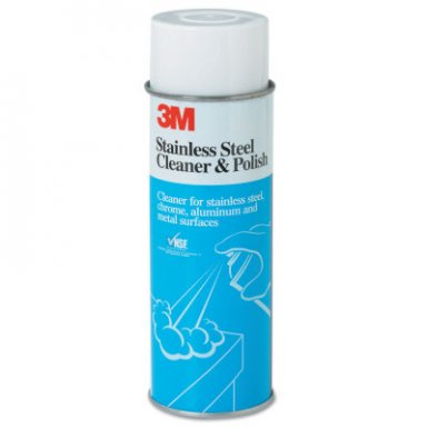3M 7000000697 Abrasive Stainless Steel Cleaner and Polish