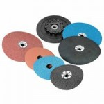 Abrasive Standard Abrasives Ceramic Resin Fiber Disc