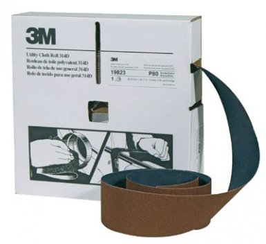 3M 51115197888 Abrasive Utility Cloth Rolls 314D