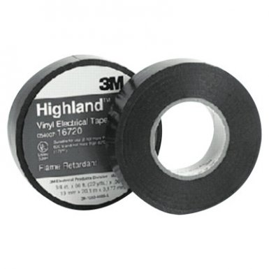 3M Electrical Highland Vinyl Commercial Grade Electrical Tape