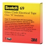 3M Electrical Scotch Glass Cloth Electrical Tapes 69