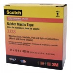 3M Electrical Scotch Rubber Mastic Tapes 2228