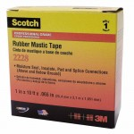3M 9656 Electrical Scotch Rubber Mastic Tapes 2228