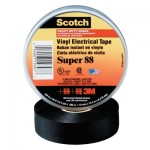 3M Electrical Scotch Super Vinyl Electrical Tapes 88