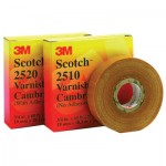 3M Electrical Scotch Varnished Cambric Tapes 2510