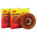 3M Electrical Scotch Varnished Cambric Tapes 2520