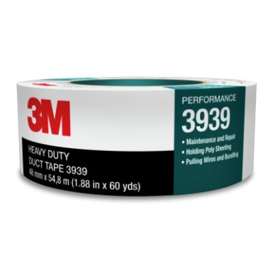 3M 7100022015 Industrial 3939 Heavy Duty Duct Tapes