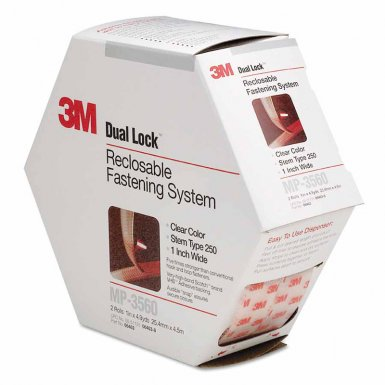 3M 51131064638 Industrial Dual Lock Reclosable Fasteners