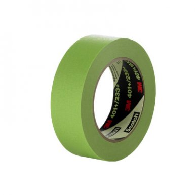 3M 7000124897 Industrial High Performance Masking Tapes 401+