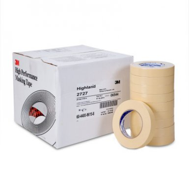 3M 7000118481 Industrial Highland 2727 Masking Tapes