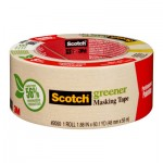 3M 7000047954 Industrial Scotch 2050 Greener Masking Tapes