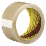 3M 076308-86493 Industrial Scotch Box Sealing Tapes 311