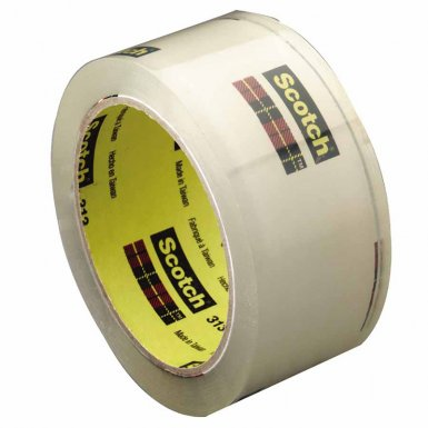 3M 21200423666 Industrial Scotch High Performance Box Sealing Tapes 313