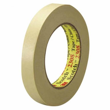 3M 51131065482 Industrial Scotch Masking Tapes 2308