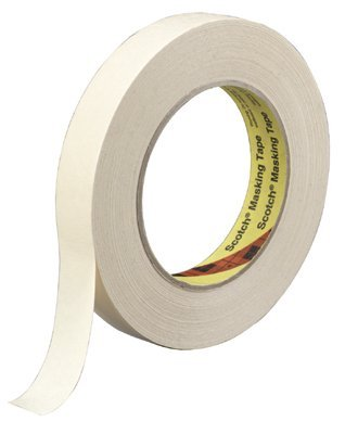 3M 21200037757 Industrial Scotch Paint Masking Tapes 231