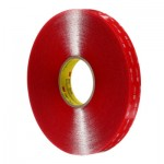 3M 7100149729 Industrial VHB Acrylic Foam Tapes