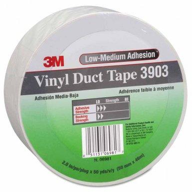 3M 70006284452 Industrial Vinyl Duct Tape 3903