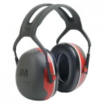 3M Personal Safety Division PELTOR X Series Ear Muffs