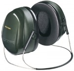 3M 10093000000000 Personal Safety Division Optime 101 Earmuffs