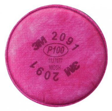 3M 50051100000000 Personal Safety Division 2000 Series Filters