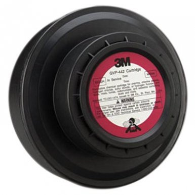3M GVP-442 Personal Safety Division Acid Gas/HEPA Cartridges