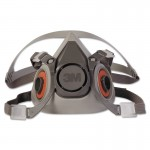 3M 6200 Personal Safety Division 3M 6000 Series Half Facepiece Respirators