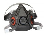 3M 6300 Personal Safety Division 3M 6000 Series Half Facepiece Respirators