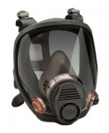 3M 50051100000000 Personal Safety Division 3M 6000 Series Full Facepiece Respirators