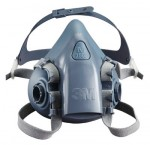 3M 50051100000000 Personal Safety Division 7500 Series Half Facepiece Respirators