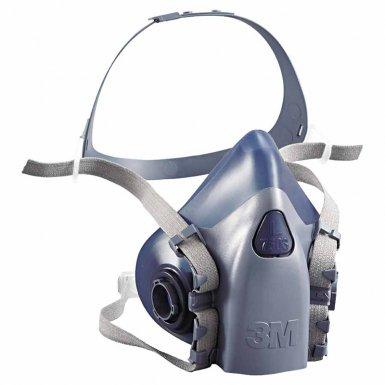 3M 50051100000000 Personal Safety Division 7500 Series Half Facepiece Respirators